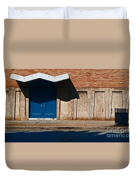 Wall In Kentucky Duvet Cover