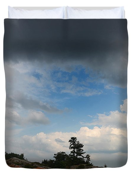 Wall Island 3623 Dramatic Sky Duvet Cover