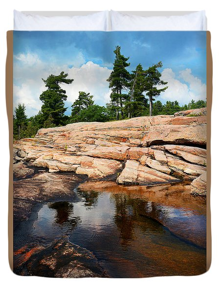 Wall Island Colours Duvet Cover