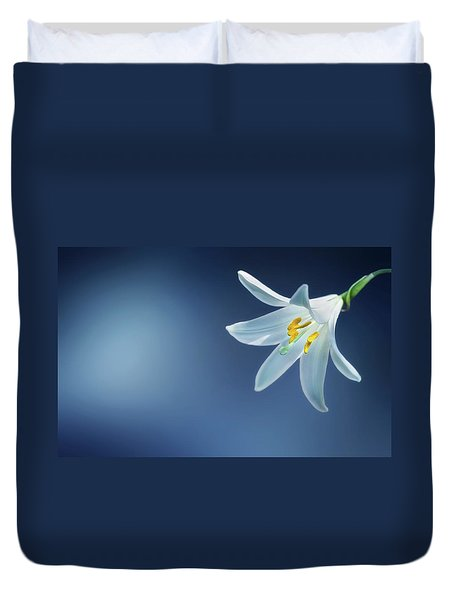 Wallpaper Duvet Cover