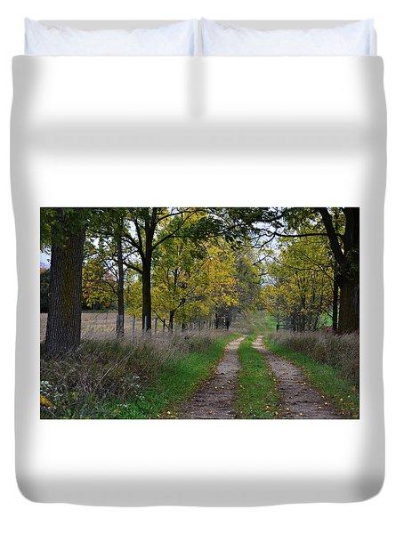 Walnut Lane Duvet Cover