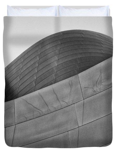 Walt Disney Concert Hall Four Duvet Cover