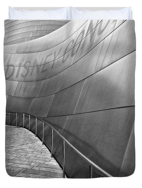 Walt Disney Concert Hall One Duvet Cover