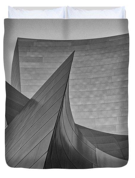 Walt Disney Concert Hall Three Duvet Cover