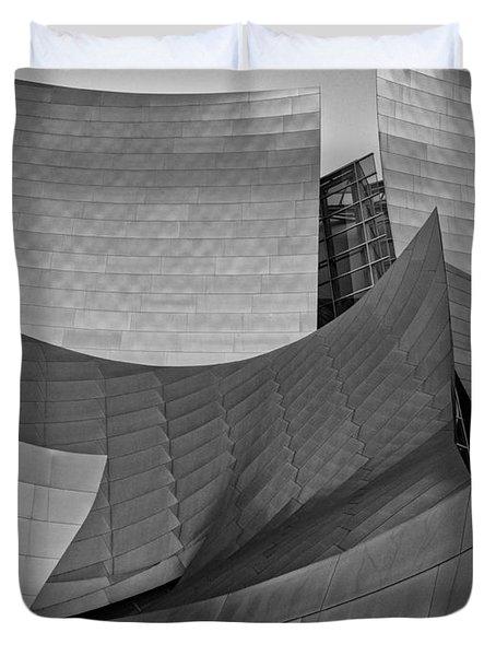 Walt Disney Concert Hall Two Duvet Cover