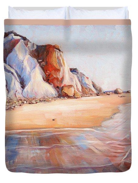 Wampanoag Duvet Cover