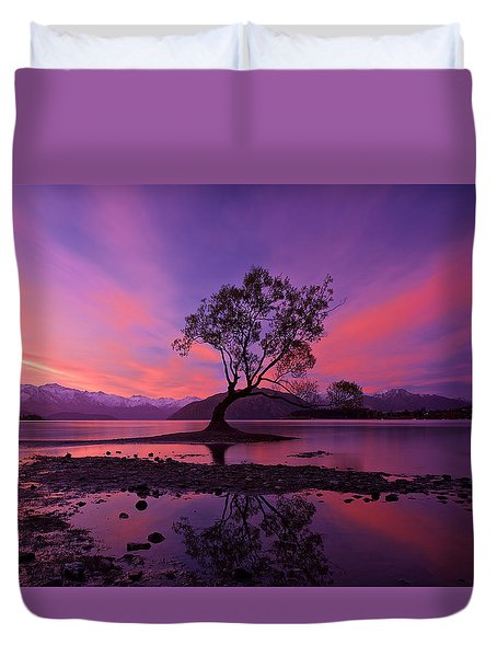 Wanaka Tree Duvet Cover