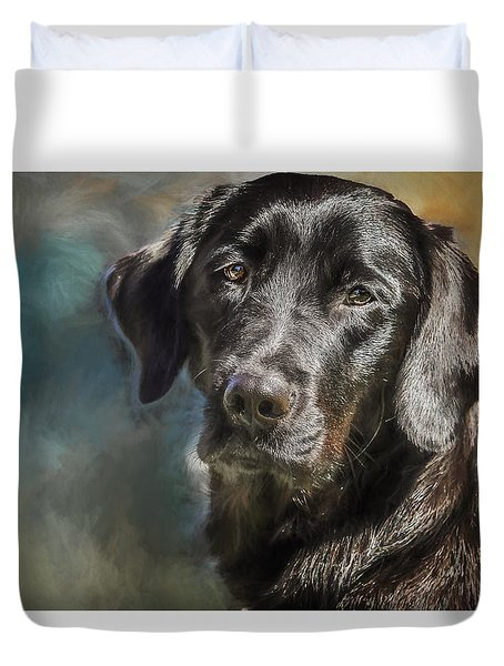 Wanda Duvet Cover by Eleanor Abramson