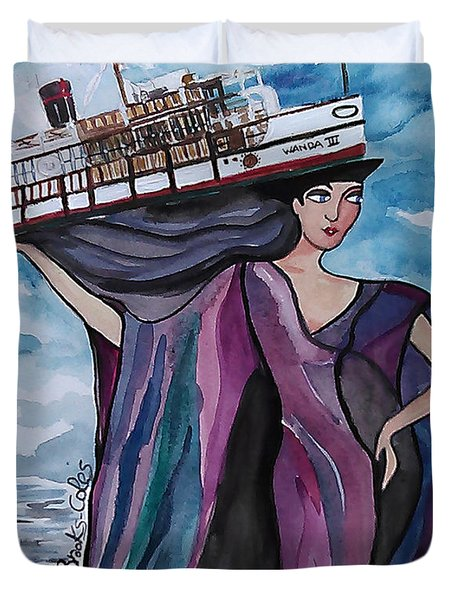 Wanda IIi Duvet Cover