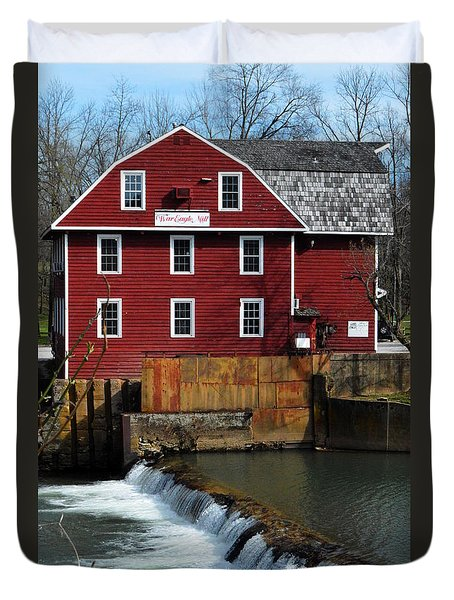 War Eagle Mill Duvet Cover