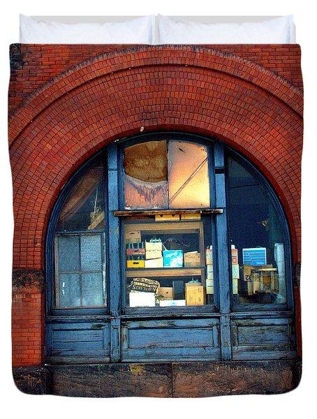 Warehouse Duvet Cover