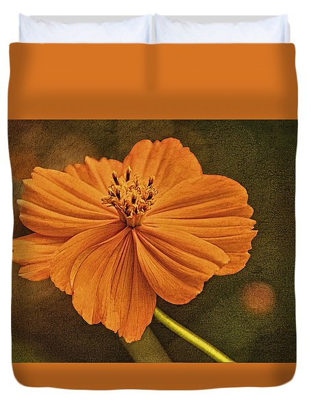 Warm Glow Of Summer Duvet Cover