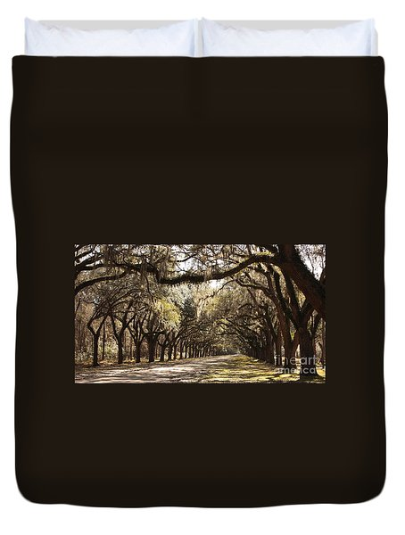 Warm Southern Hospitality Duvet Cover