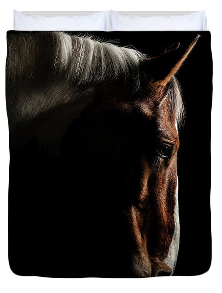 Warmblood Duvet Cover