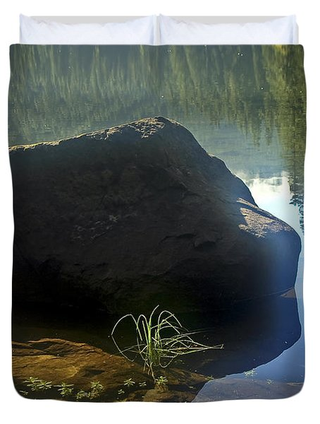 Warming Sun Duvet Cover