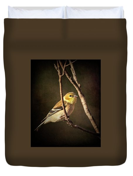 Warmth In The Light Duvet Cover