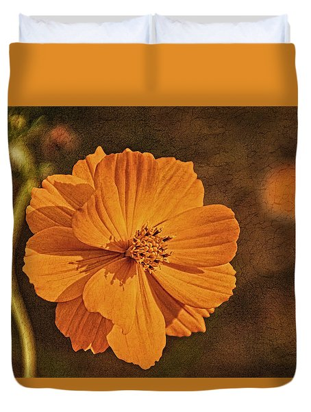 Warmth Of Summer Duvet Cover