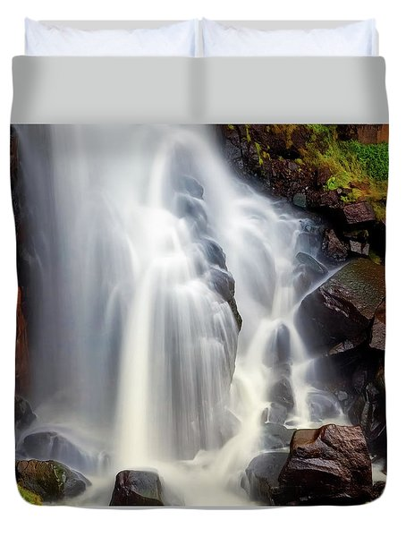 Wash Over Me Duvet Cover
