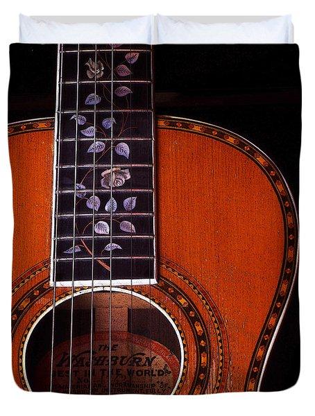 Washburn Guitar Duvet Cover