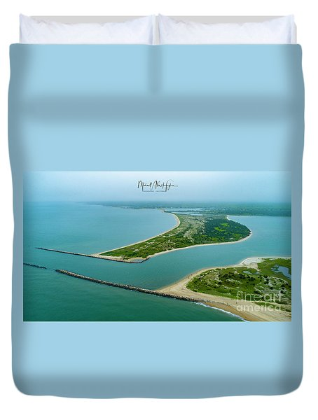 Washburns Island Duvet Cover