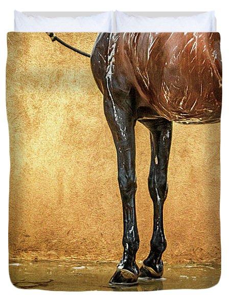 Washing A Horse Duvet Cover