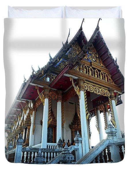 Wat Sawangfa 11 Duvet Cover