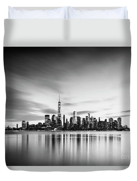 Watching Over You Duvet Cover