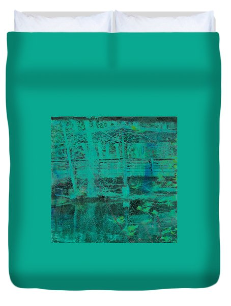 Water #10 Duvet Cover