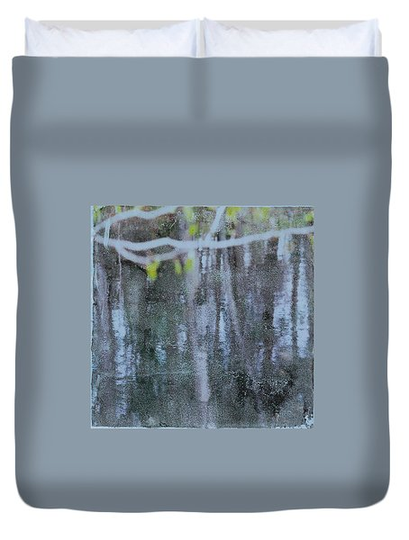 Water #11 Duvet Cover