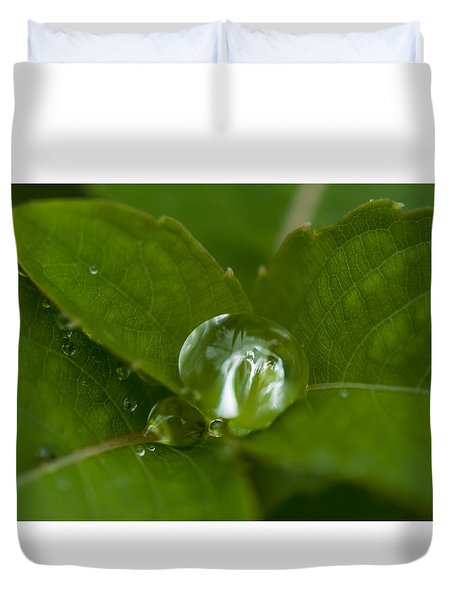 Water Ball Duvet Cover