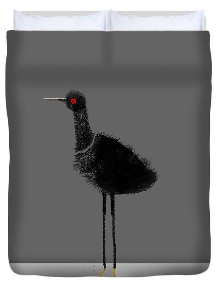 Water Bird Duvet Cover