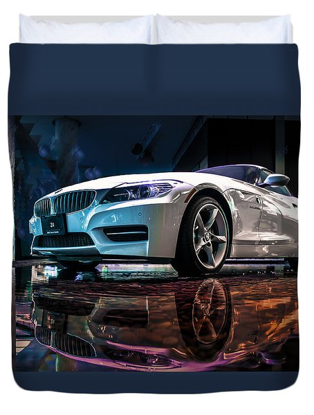 Water Borne Duvet Cover