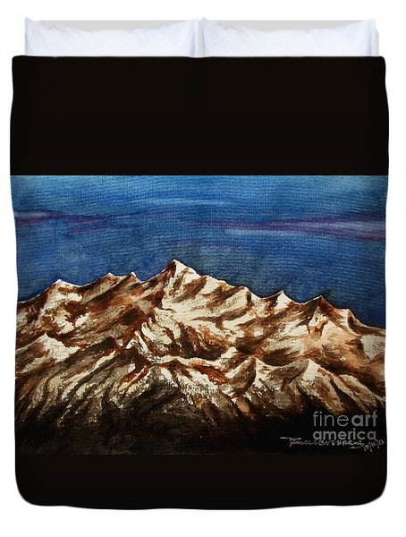 Water Color-6 Duvet Cover