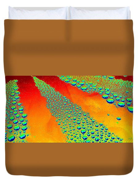 Water Color Duvet Cover
