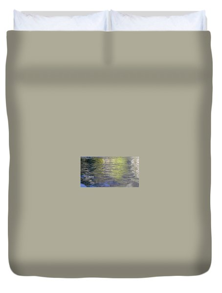 Water Colours Duvet Cover