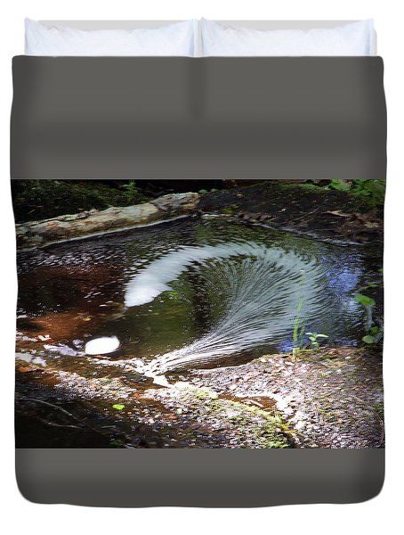 Water Design Duvet Cover