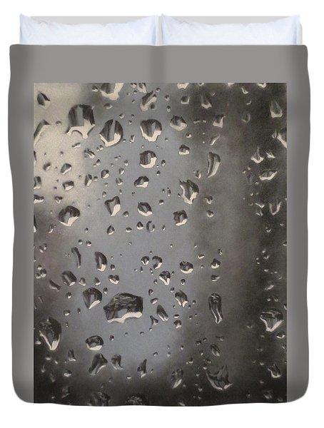 Drip Duvet Cover
