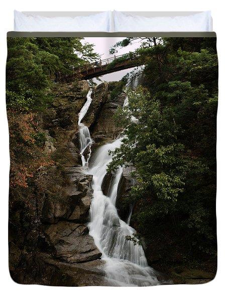 Water Fall 3 Duvet Cover