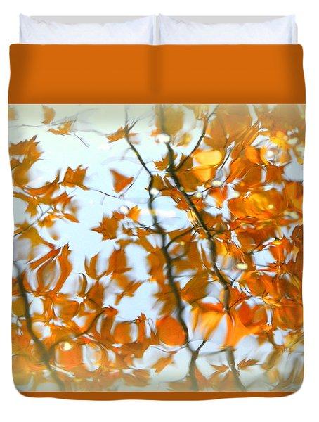 Water Fall Duvet Cover
