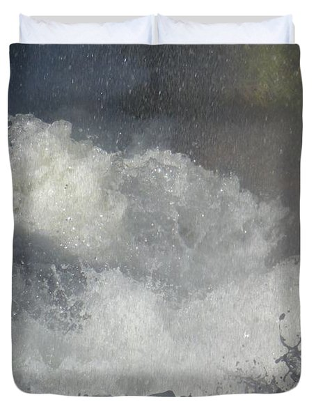 Water Fury 2 Duvet Cover