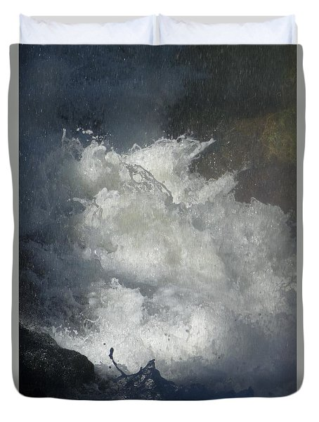 Water Fury 3 Duvet Cover