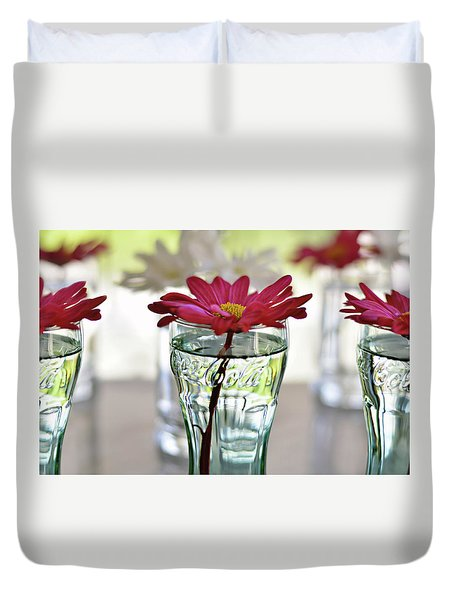 Water Lovers Duvet Cover