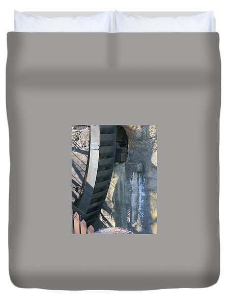 Water Mill Duvet Cover