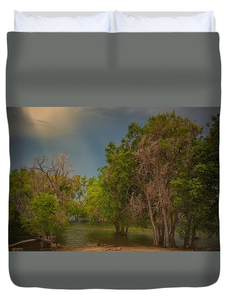Water Refuge Duvet Cover