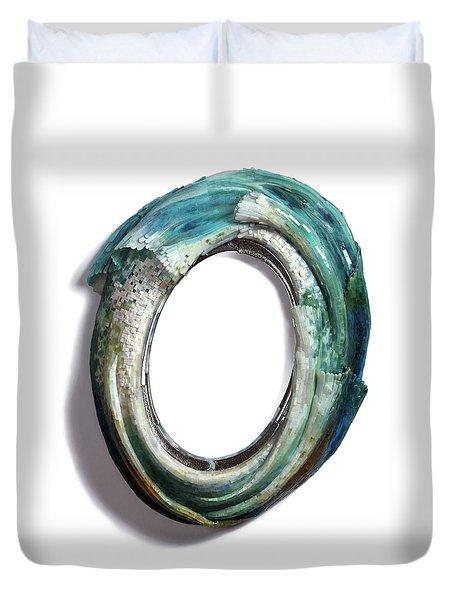 Water Ring I Duvet Cover