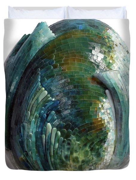 Water Ring II Duvet Cover