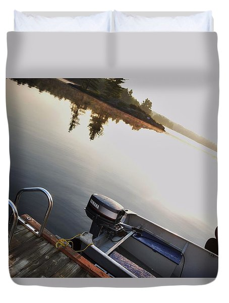 Water Sports Duvet Cover