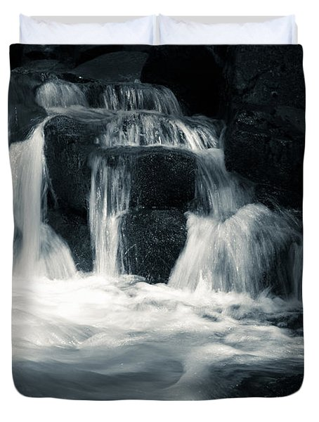 Water Stair Duvet Cover