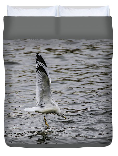 Water Tester Duvet Cover