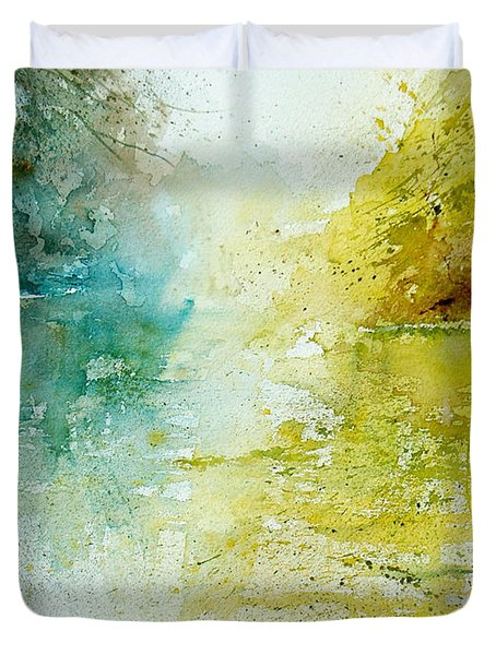 Watercolor 24465 Duvet Cover by Pol Ledent